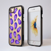 Eggplant Impact Phone Case Side | Available at Dessi-Designs.com