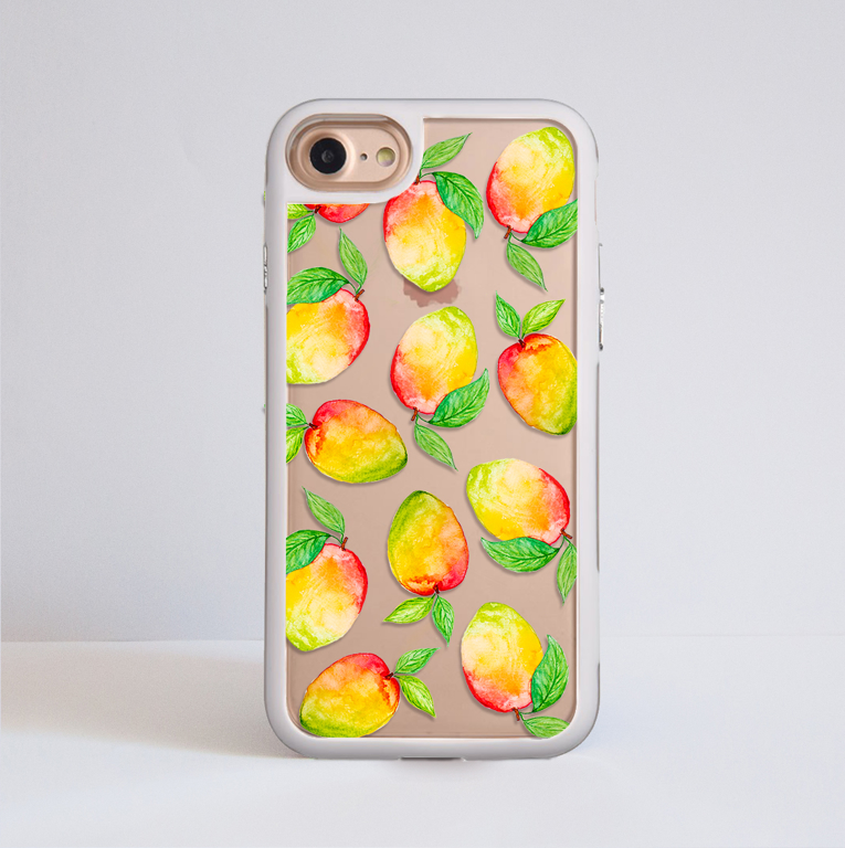 Mangos Impact Phone Case Front | Available at Dessi-Designs.com