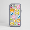 Sweets Impact Phone Case Grey | Available at Dessi-Designs.com