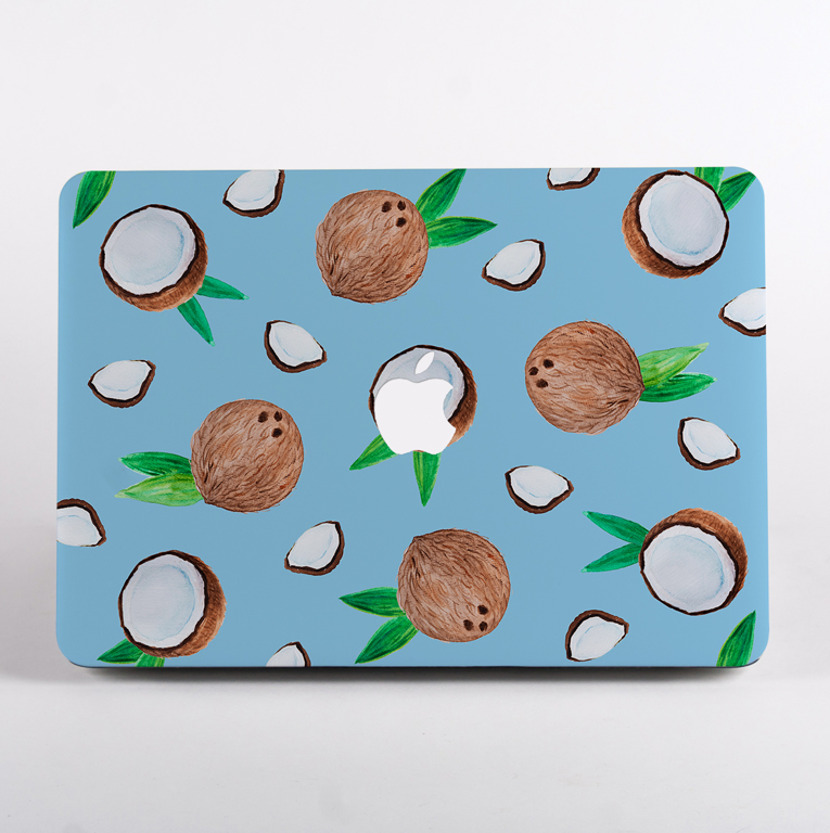 Blue Coconut MacBook Air Hardcase 2019 | Available from Dessi-Designs.com