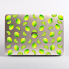 Lime Crystal Clear MacBook Pro Case | Available at Dessi-Designs.com
