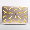 Banana Crystal Clear MacBook Air Case | Available at Dessi-Designs.com