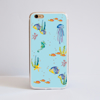 Under The Sea Aluminium Bumper Phone Case | Available at Dessi-Designs.com