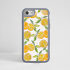 Oranges Thick Bumper Phone Case | Available at www.Dessi-Designs.com