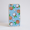 Coconut Aluminium Bumper Phone Case | Available at www.dessi-designs.com
