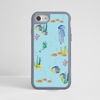 Under The Sea Thick Impact Bumper Phone Case | Dessi-Designs.com