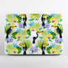 Toucan Birds MacBook Case Side | Available at www.dessi-designs.com