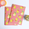 Tropical Mangos A5 Notebook | available at www.dessi-designs.com
