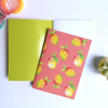 Tropical Mangos A5 journal | available at www.dessi-designs.com