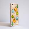 Watercolour Pumpkins Bumper Phone Case - available at www.dessi-designs.com