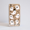 Cute Ghosts Bumper Phone Case - Available at www.deesi-designs.com