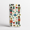Nutcracker ballet phone case by Dessi Designs. Available at www.dessi-designs.com