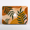Abstract Botanical Painting MacBook Case With Logo | Available at Dessi-Designs.com