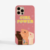 Girl Power iPhone 12 Pro Case  | Available at www.dessi-designs.com