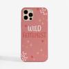 Wild Feminist Phone Case | Available at www.dessi-designs.com