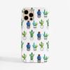Cactus Slimline Phone Case | Available at Dessi-Designs.com