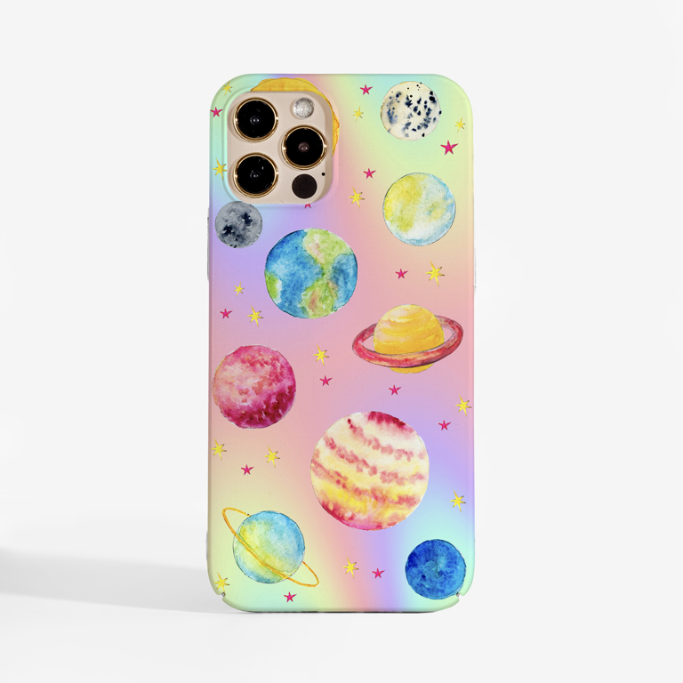 Magical Cosmos Slimline Phone Case   Available at www.dessi-designs.com