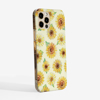 Sunflowers Phone Case Side | Available at www.dessi-designs.com