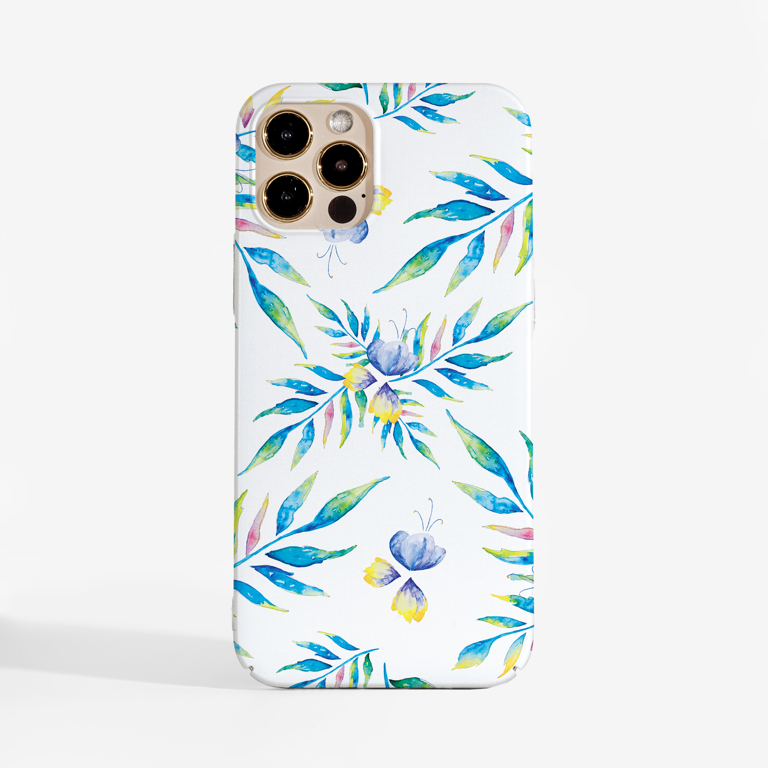 Watercolour Floral Phone Case | Available at www.dessi-designs.com