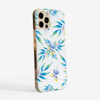 Watercolour Floral Phone Case Side View | Available at www.dessi-designs.com