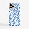 China Porcelain Slimline Phone Case Front | Available at Dessi-Designs.com