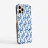 China Porcelain Slimline Phone Case Side | Available at Dessi-Designs.com