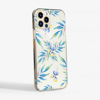 Clear Watercolour Florals  Phone Case  Side | Available at Dessi-Designs.com
