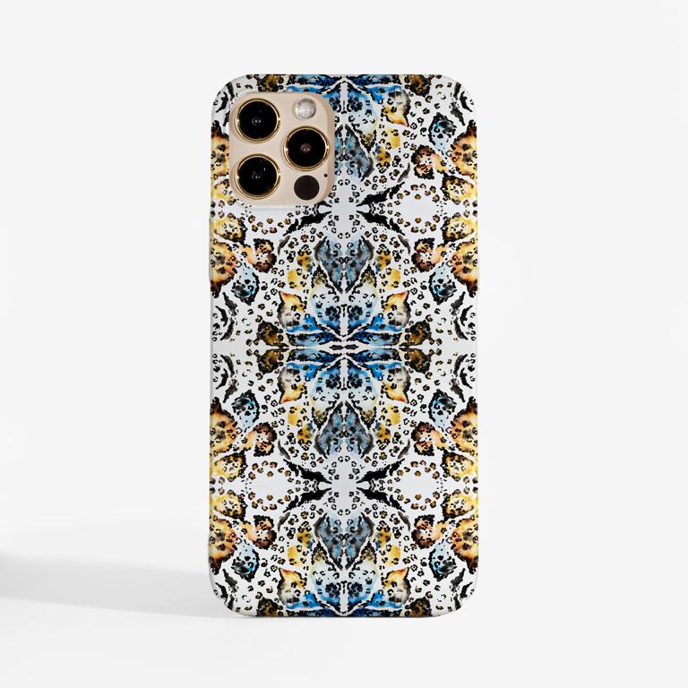 Animal Print Slimline Phone Case | Available at www.Dessi-Designs.com