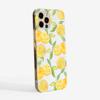 Oranges Phone Case Side | Available at Dessi-Designs.com