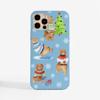 Winter bears  phone case