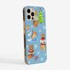 Winter bears  phone case Side