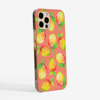 Mango Coral Phone Cases Side | Available at www.Dessi-Designs.com