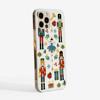 Nutcracker ballet phone case Side | Available at www.dessi-designs.com