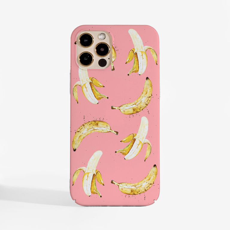 Banana Slimline Phone Case | Available at Dessi-Designs.com