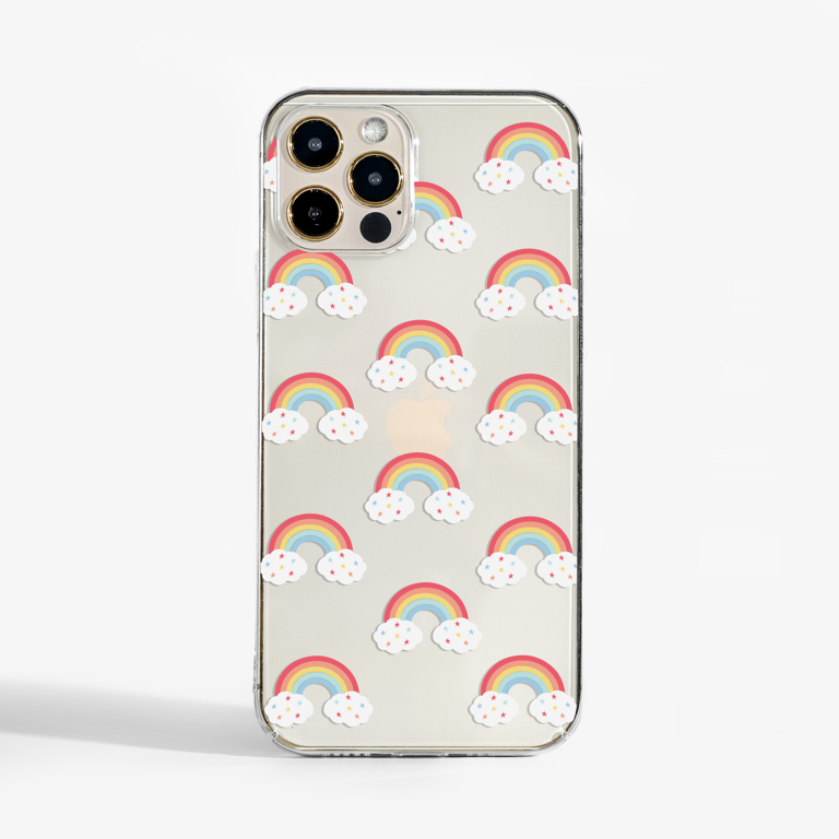 Rainbow Phone Case | Available at www.dessi-designs.com