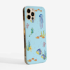 Under The Sea Phone Case Side  | Available at Dessi-Designs.com
