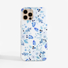 Blue Florals Phone Case | Available at www.dessi-designs.com