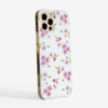 Cherry Blossoms Phone Case Side   Available at www.Dessi-designs.com