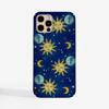 Vintage Celestial Phone Case | Available at www.dessi-designs.com