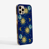 Vintage Celestial Phone Case Side | Available at www.dessi-designs.com