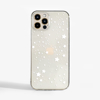 Clear Phone Case With Stars | Available at Dessi-Designs.com