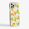Mangos Clear Phone Case Side | Available at Dessi-Designs.com