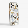 Cats White Phone Case iPhone Side | Available at Dessi-Designs.com