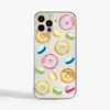 Sweets Clear Phone Case Front | Available at Dessi-Designs.com