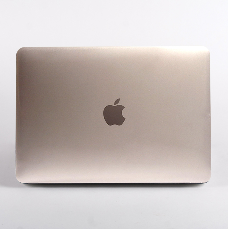 Clear MacBook Case. Available at www.dessi-desgns