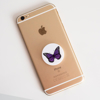 Butterfly pop phone socket