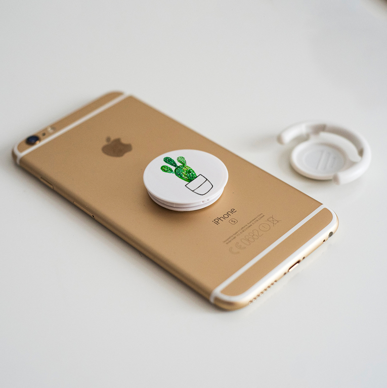 Cactus Phone Socket