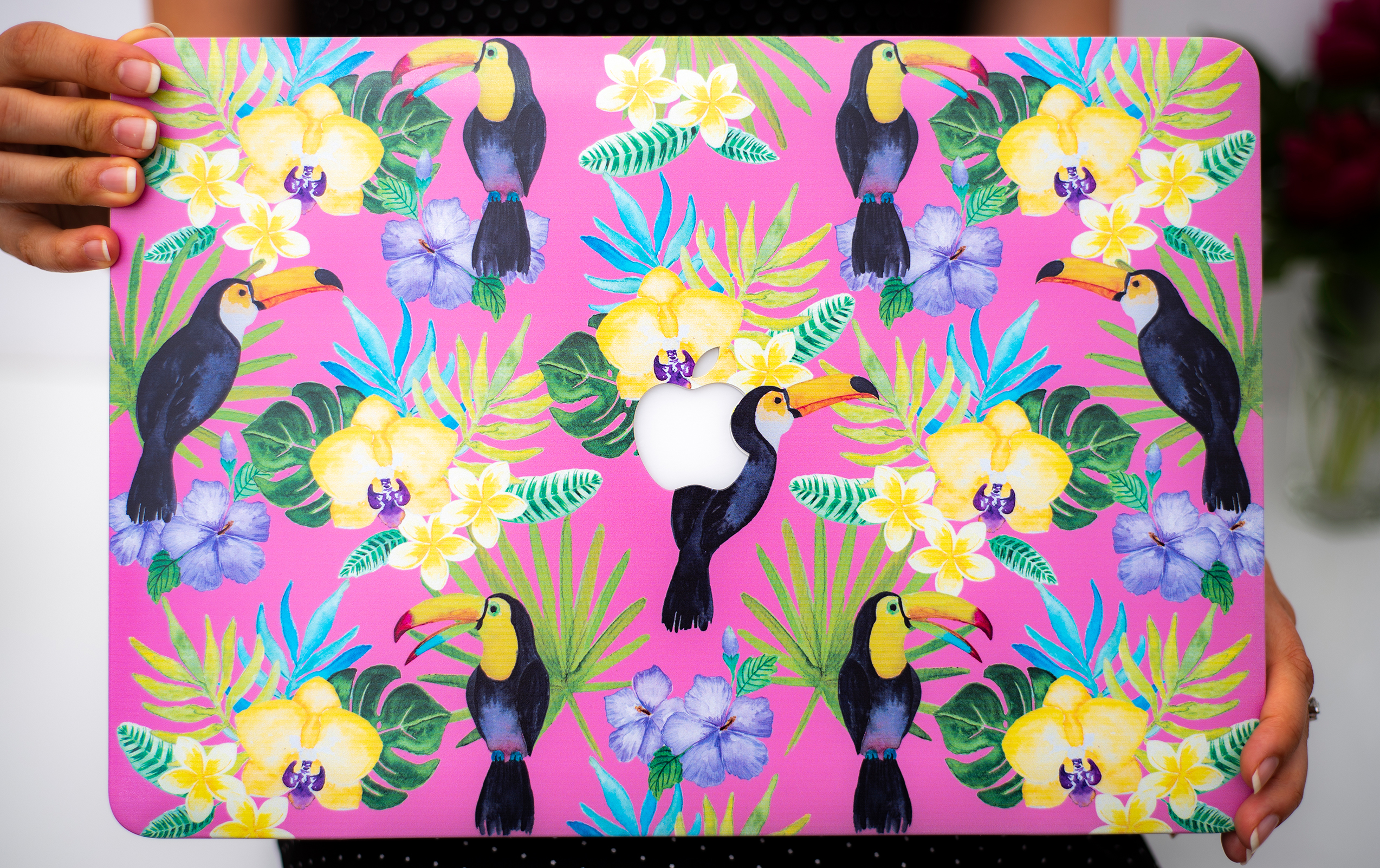 Toucan MacBook Case